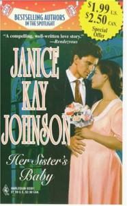 Her Sister's Baby (Harlequin Superromance No. 627) - Janice Kay Johnson