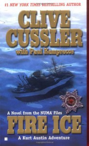 Fire Ice - Clive Cussler, Paul Kemprecos