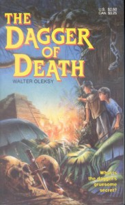 Dagger of Death - Walter G. Olesky
