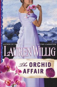 The Orchid Affair - Lauren Willig