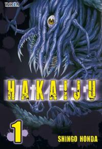Hakaiju #1 - Shingo Honda, Marcelo Vicente