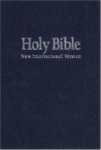 Holy Bible: NIV - Anonymous