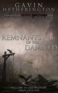Remnants of the Damned - Gavin Hetherington