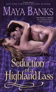 Seduction of a Highland Lass - Maya Banks