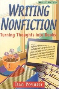 Writing Nonfiction: Turning Thoughts into Books - Dan Poynter