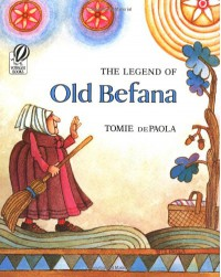 The Legend of Old Befana - Tomie dePaola