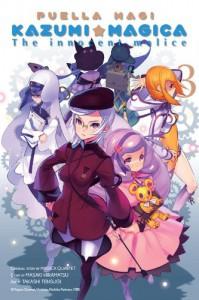 Puella Magi Kazumi Magica, Vol. 3: The Innocent Malice - Masaki Hiramatsu