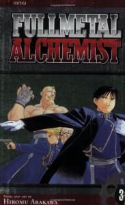 Fullmetal Alchemist, Vol. 03 - Hiromu Arakawa