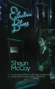 Electric Blues - Shaun McCoy