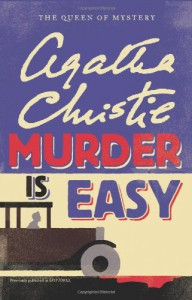 Murder is Easy  - Agatha Christie