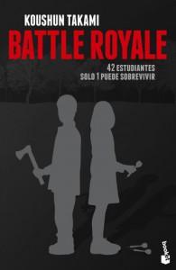 Battle Royale - Koushun Takami, José C. Vales