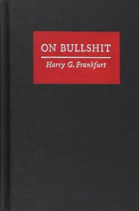 On Bullshit - Harry G. Frankfurt