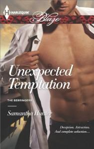 Unexpected Temptation - Samantha Hunter