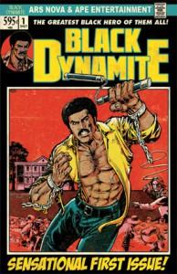 Black Dynamite: Slave Island GN - Jun Lofamia, Brian Ash