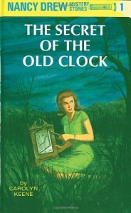 The Secret of the Old Clock (Nancy Drew, Book 1) unknown Edition by Carolyn Keene (1930) -