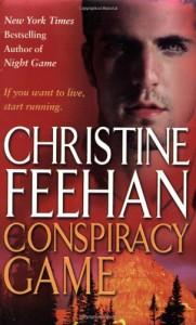 Conspiracy Game - Christine Feehan