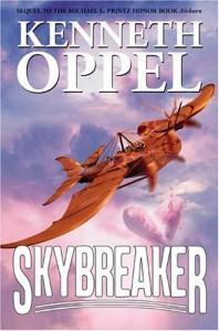 Skybreaker (Matt Cruse #2) - Kenneth Oppel