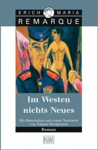 Im Westen nichts Neues: Roman. Mit Materialien (German Edition) - Erich Maria Remarque