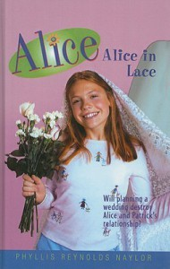 Alice in Lace - Phyllis Reynolds Naylor