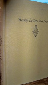 Twenty Letters to a Friend - Svetlana Alliluyeva