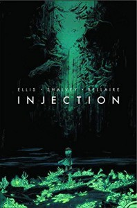 Injection Volume 1 - Warren Ellis
