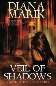 Veil of Shadows (Seven Deadly Veils) (Volume 1) - Diana Marik