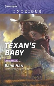Texan's Baby (Mason Ridge) - Barb Han