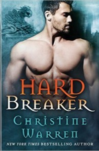 Hard Breaker: A Beauty and Beast Novel (Gargoyles Series) - Christine Warren