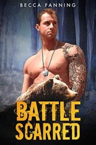 Battle Scarred (BBW Veteran Bear Shifter Romance) - Becca Fanning