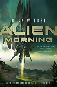 Alien Morning - Rick Wilber