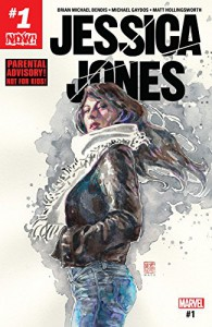 Jessica Jones (2016-) #1 - Michael Gaydos, David Mack, Brian Michael Bendis