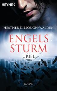 Engelssturm - Uriel: Engelssturm 1  - Roman (German Edition) - Heather Killough-Walden, Vanessa Lamatsch
