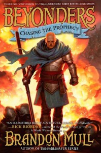 Chasing the Prophecy - Brandon Mull