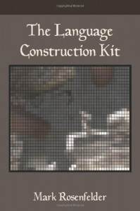 The Language Construction Kit - Mark Rosenfelder