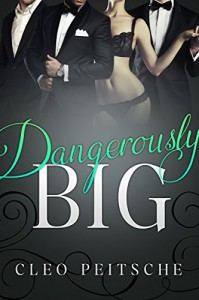 Dangerously Big (Executive Toy Book 3) - Cleo Peitsche