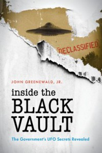 Inside The Black Vault - John Greenewald,  Jr.