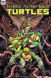 Teenage Mutant Ninja Turtles: Free Comic Book Day 2017 - Kevin Eastman, Bobby Curnow, Tom Waltz, Cory Smith