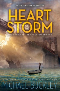 Heart of the Storm (Undertow) - Michael Buckley