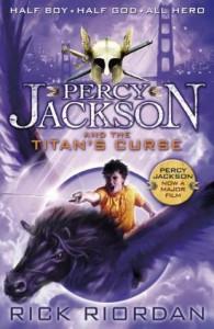 The Titan's Curse (Percy Jackson, #3) - Rick Riordan
