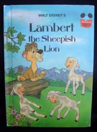 Lambert the Sheepish Lion - Bill Peet