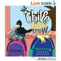 Clive the Clever Crow - Sandra Novello