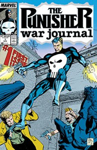Punisher War Journal (1988-1995) #1 - Carl Potts, Scott Williams