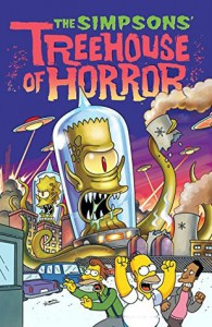 The Simpsons - Tree House of Horror: Halloween Edition - Treasunpearl Inc