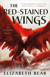 The Red-Stained Wings - Elizabeth Bear