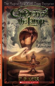 The Akhenaten Adventure - P.B. Kerr