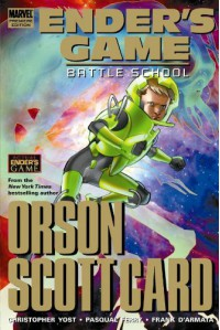 Ender's Game, Vol 1: Battle School (Ender's Saga - Orson Scott Card, Pasqual Ferry, Christopher Yost