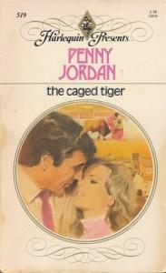 The Caged Tiger (Harlequin Presents, #519) - Penny Jordan