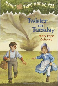 Twister on Tuesday - Mary Pope Osborne, Sal Murdocca