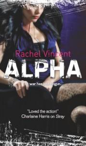Alpha   - Rachel Vincent
