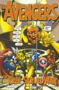 The Avengers: The Kree-Skrull War - Roy Thomas, Neal Adams